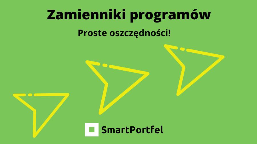 Alternatywne programy aplikacje zamienniki