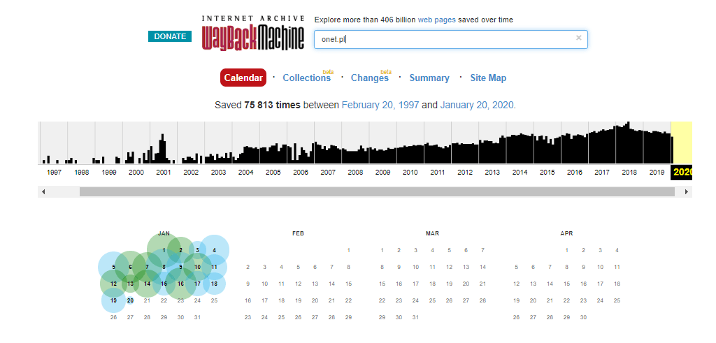 internet archive smartportfel kalendarz wyszukiwarka archiwum internetu