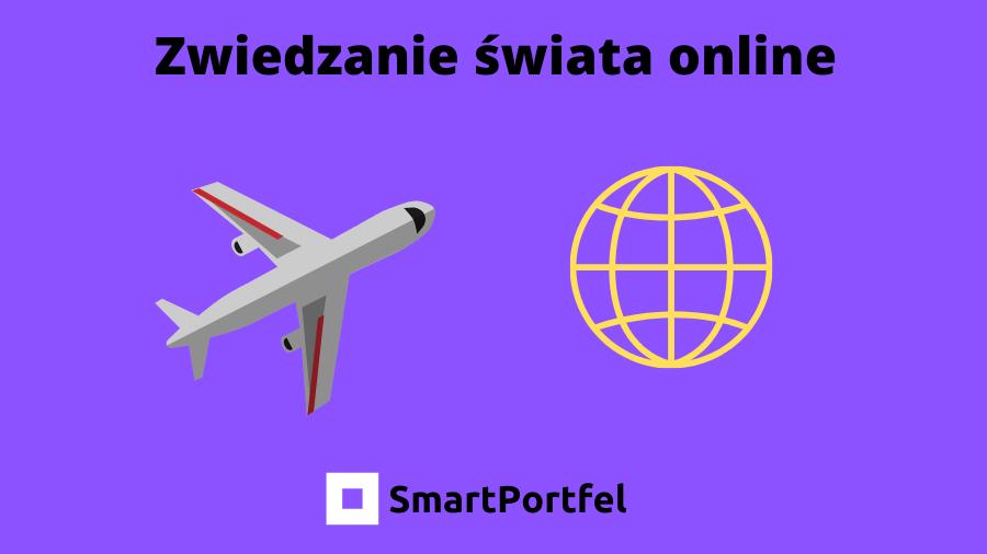 Zwiedzanie świata online