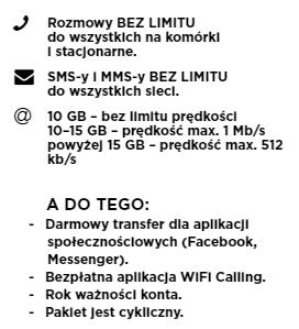 Oferta na kartę bez limitu - oszczędności telefoniczne